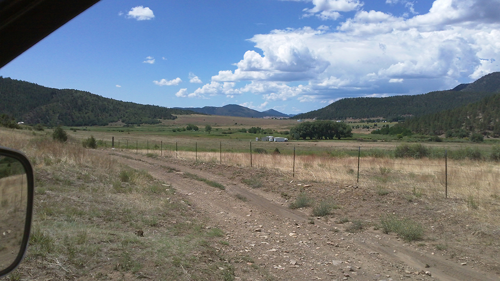 Clear Creek Ranch surrounding area