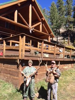Elk Trophy from Clear Creek Ranch